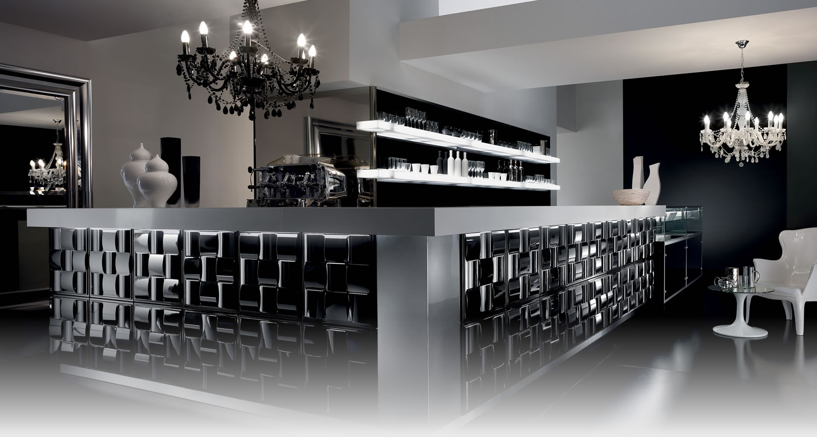 Banco bar Design