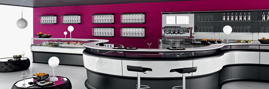 Arredamenti bar moderni ar design arredamentiar design for Arredamenti per bar moderni