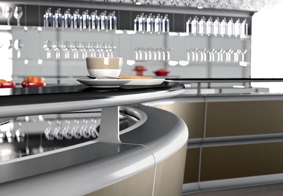 Arredamenti Bar Moderni Ar Design Arredamentiar Design