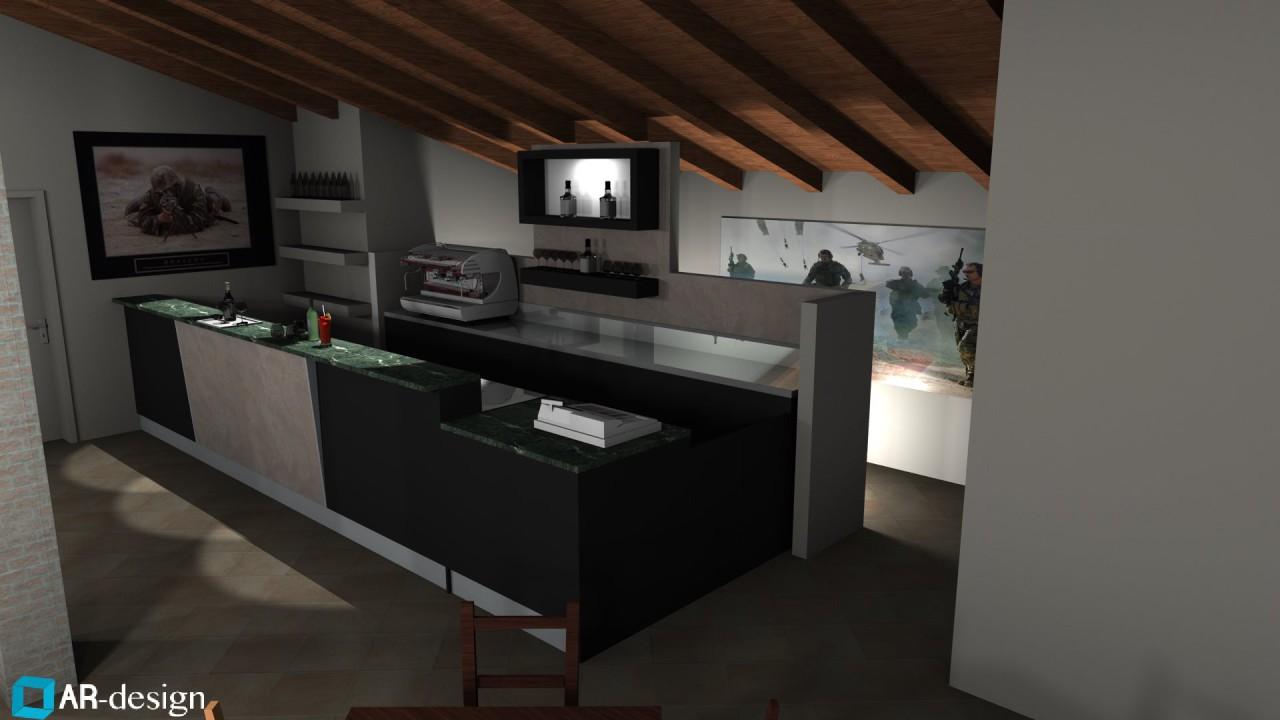 Arredi Bar Moderni arredamento bar brescia • ar design - arredamentiar design